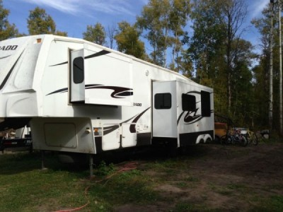 2008 Thor Colorado 32QB
