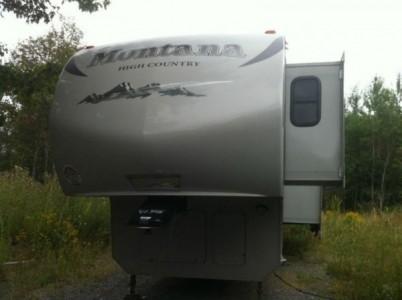 2012 Keystone Montana High Country 323RL