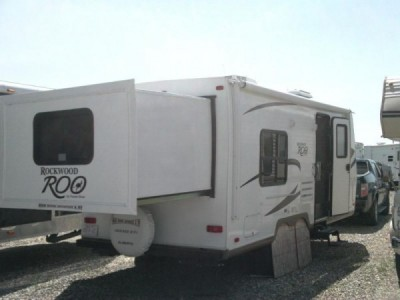 2012 Rockwood Roo 21RS