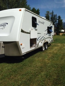 2007 K-Z Outdoorsman 2205QSS