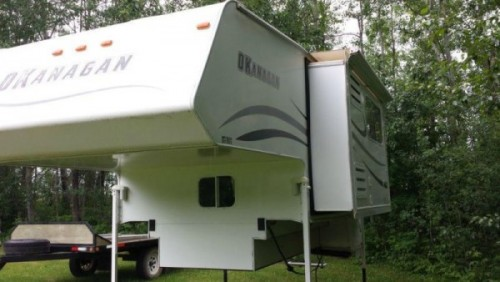 2005 Okanagan Camper 811-SL