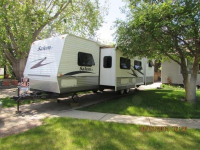 2006 Forest River Salem 30BHBS