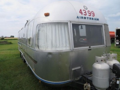 1983 Airstream Soverign 31Ft