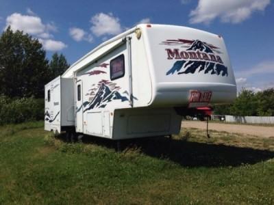 2004 Keystone Montana 34