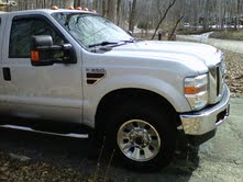 2008 Ford F-250 SD Lariat Crew 4WD