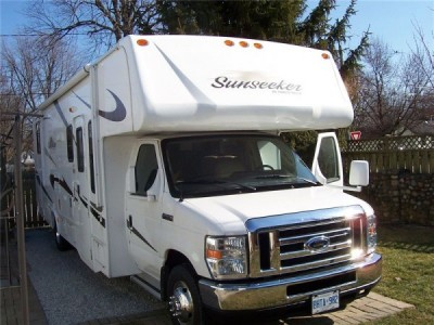 2010 Ford Sunseeker 3100SSLE
