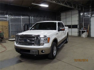 2011 Ford F-150 Lariat 4WD