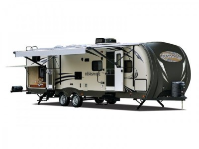 2014 Forest River 312QBUD Salem Hemispere