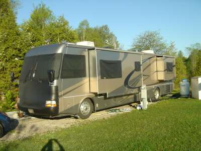2003 Tiffin Allegro 40GP Bus