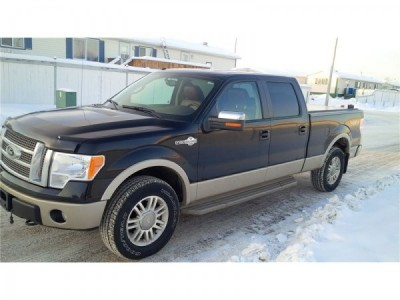 2009 Ford F-150 Kingranch 4x4
