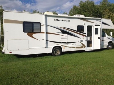 2010 Citation Chateau 31Ft