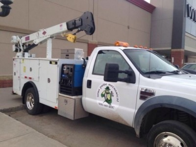2008 Ford F-450 Service Truck
