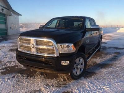 2015 Dodge Ram 2500 Laramie Longhorn Limited