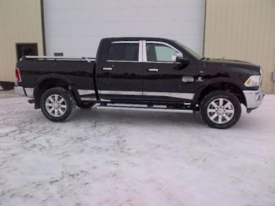 2014 Dodge Ram 3500 Laramie Longhorn