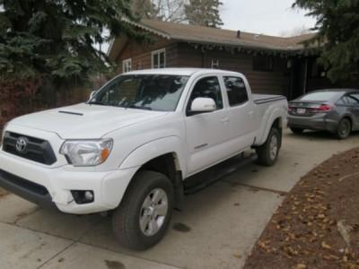 2013 Toyota Tacoma TRD SR5