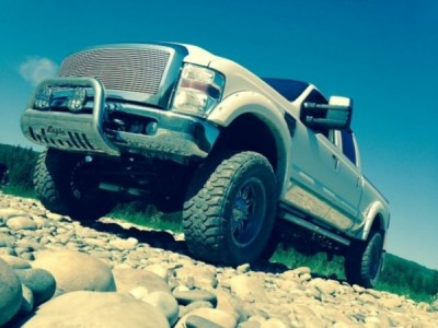 2010 Ford F-350 Lariat Lifted