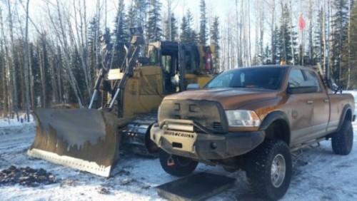 2012 Dodge Ram 3500 Laramie