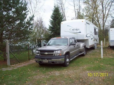 2004 Carriage Cameo LXI 34-Foot