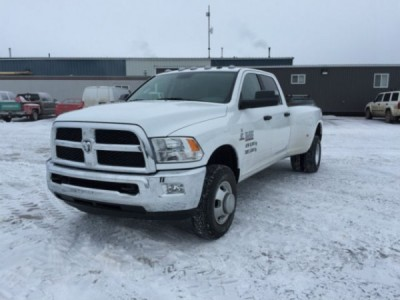 2014 Dodge Ram 3500 SLT Dually
