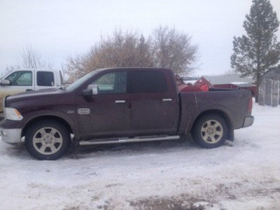 2012 Dodge Power Ram 1500 laramie longhorn