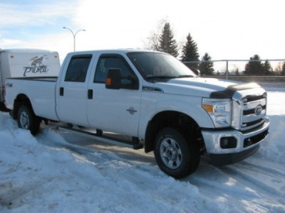 2014 Ford F-350 XLT FX4