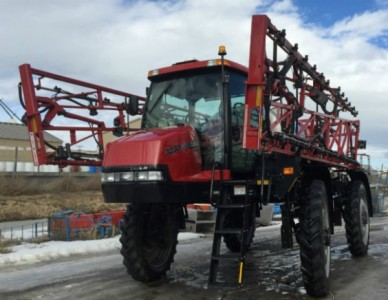 2012 Case Patriot Sprayer