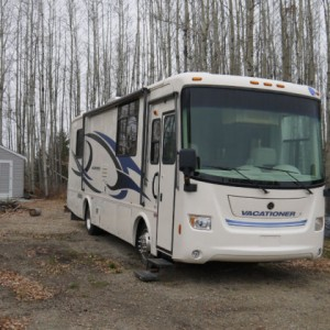 2006 Holiday Rambler Vacationer 34PBD