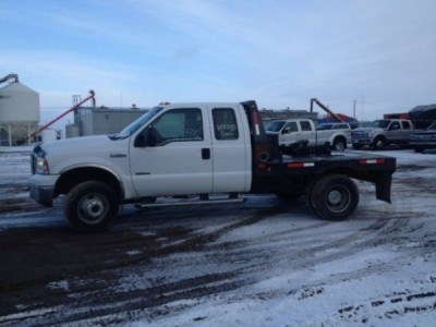 2007 Ford F-350 Dually Flatdeck