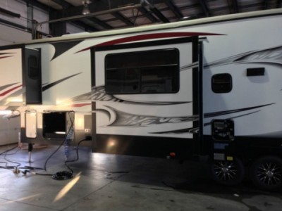 2014 Heartland Road Warrior 410 RW