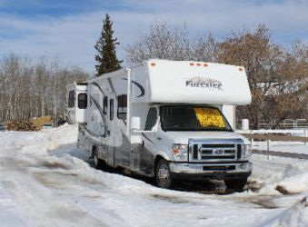 2010 Forest River Forester 3121