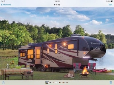 2010 Forest River Cardinal 3515