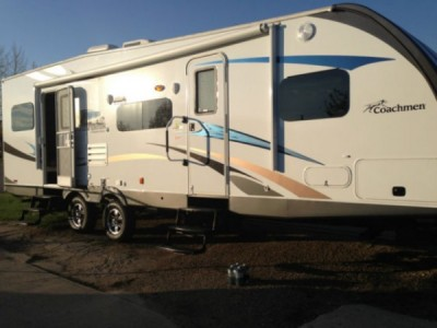 2013 Coachman Freedom Express 301BLDS