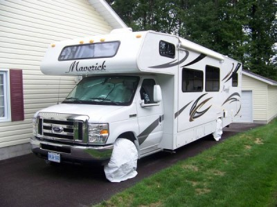 2008 Georgie Boy Maverick 315SS