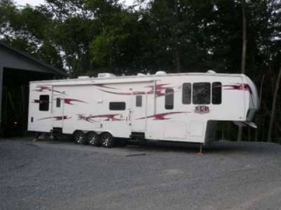 2010 Forest River XLR Toy Hauler