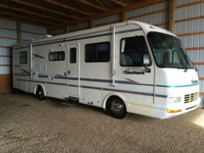 1997 Coachmen Catalina 32Ft