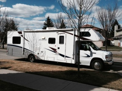 2008 Holiday Rambler Atlantis 31PKS