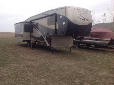 2012 Forest River Cedar Creek 40FT