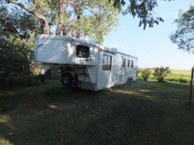 2009 Bison Trail Express 36Ft