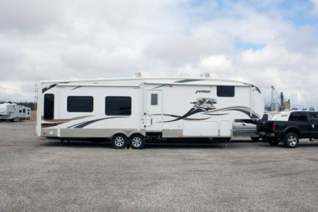 2009 Keystone Everest 344J