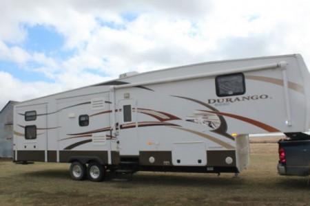2012 K-Z Durango D355BH