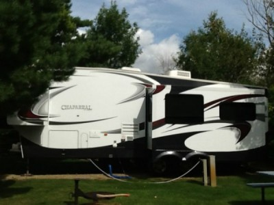 2012 Coachmen Chaparral 310RLTS