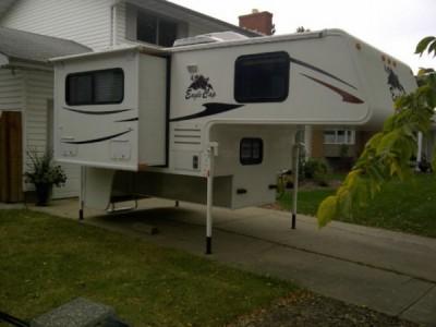 2008 Eagle Cap Camper 850S