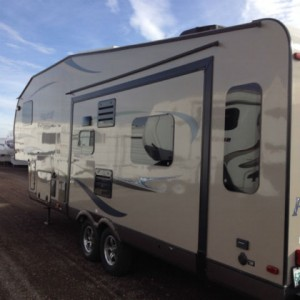 2013 Forest River Flagstaff 31Ft