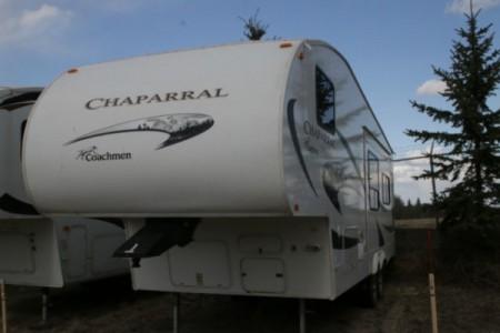 2009 Coachman Chaparral 267RLS