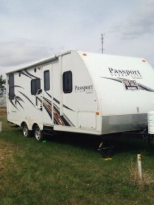 2014 Keystone Passport Ultralite 25