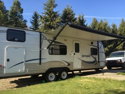 2014 Keystone Springdale 26Ft