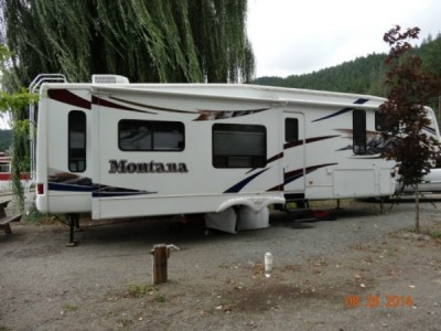 2008 Keystone Montana 3465SA