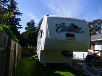 2008 Forest River Cardinal 30WB