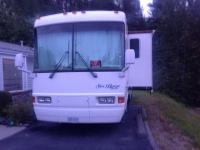 2002 National Sea Breeze Bus 34Ft