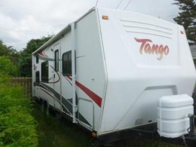 2008 Pacific Coachworks Tango 257BH